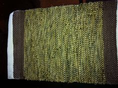 """""""my new re:loom placemats -- up close"""" Thanks for another pic! @Johanna Norry"""