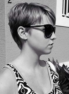 2013 Pixie Hairstyles for Women -- next trim...i love this style!