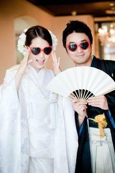 132ff0a64357fcab275ba6ce807d647f Wedding Photoshoot, Wedding Pics, Wedding Things, Japanese Wedding, Japanese Outfits, Wedding Photo Inspiration, Marie, Engagement Photos, Clothes