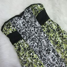 Ambar strapless dress nwt Brand new with tags! Back has zipper.  Bundle for best deals!! Lots of items available starting at $5! Hundreds of items available for discounted bundles! You can get lots of items for a low price and one shipping fee! ambar Dresses Strapless