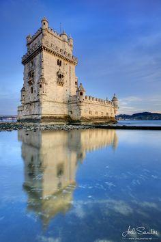 Torre de Belém by Joel Santos, Lisboa, Portugal