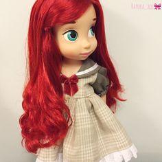 Disney Animation Doll  ariel by hayuka_aoi