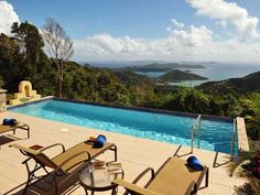 Mamey Peak Villa Rental: Bay Rum Breeze-new 3 Bedroom Villa With Spectacular Views   HomeAway