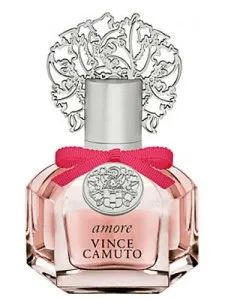 Amore by Vince Camuto. Fruity top notes mix with the organic smell of freshly picked flowers. A divine base of comforting cashmere, rich, sensual amber and earthy sandalwood warm up the intoxicating combination. Best Womens Perfume, Best Perfume, New Fragrances, Fragrance Parfum, Perfume Scents, Vince Camuto Perfume, Beautiful Perfume, Perfume Collection, Parfum Spray