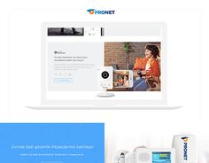 """Check out new work on my @Behance portfolio: """"Pronet"""" http://be.net/gallery/52438699/Pronet"""