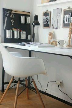 10 idées pour aménager un bureau