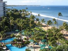 Marriott's Maui Ocean Club Vacation Rental - VRBO 10182 - 3 BR Kaanapali Hotel in HI, Up to 3 Bedrooms / Parties of 2 - 12 / Oceanfront/View