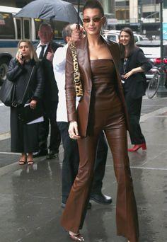 Bella Hadid Outfits, Bella Hadid Style, Mode Outfits, Trendy Outfits, Fashion Outfits, Fashion Trends, Classy Outfits, Fall Outfits, Fashion Tips
