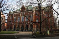 Collegium Novum. Love Kraków