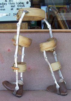 articulated leg brace - Google Search