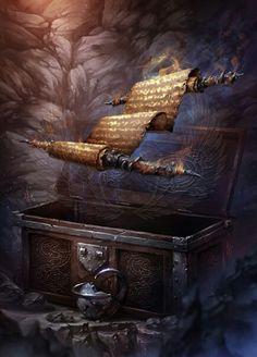 Enchanted Scroll