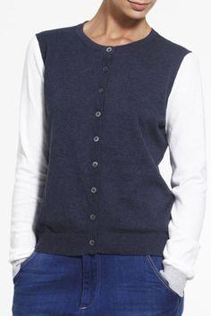 Curious Cardi SS2015 NINETEEN//46 NZ$210 #knitwear #fullyfashioned #summerknitwear #cotton #summer