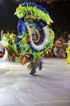 Gathering of Nations 2014 #GatheringofNations #NativeAmerican #Dance