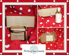 Hartpury Soap Company review - #toiletries #bath #gfts