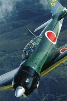Mitsubushi M6A Zero