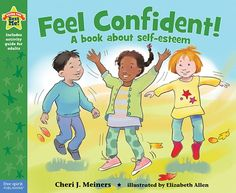 Feel Confident - Aligned to the American School Counselors Association (ASCA) Mindsets & Behaviors for Student Success: K-12 College- and Career-Readiness Standards for Every Student. Click for specific alignments.