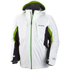 Columbia Millennium Flash Jacket for Men White Large Deals on Sports -  Dickies Mens Mens White Large Coupons 3fd649273
