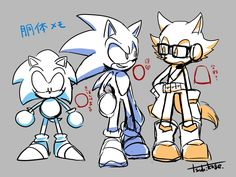 Sonic The Hedgehog, Shadow The Hedgehog, How To Draw Sonic, Sonic And Amy, Sonic Fan Characters, Sonic Fan Art, Kawaii Cute, Drawing Reference, Art Tutorials