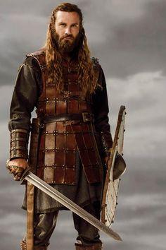 Vikings season 3 Rollo l Cast Promotional Pictures