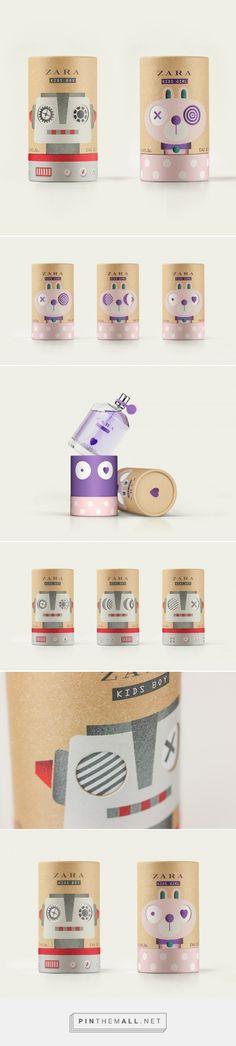 Zara Kids y el juego ingenioso de Lavernia & Cienfuegos - created via http://pinthemall.net