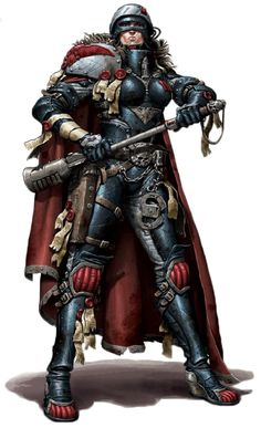 castellankurze: Women of the Imperium Imperial...