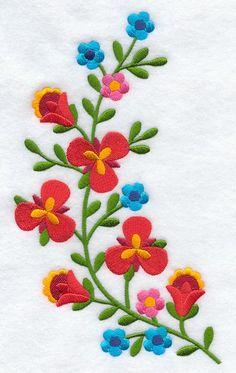 Hungarian Floral