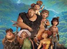 The Croods Review: Prehistoric Family Fun