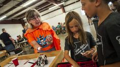 Tech on the farm: Diversity of projects proves 4-H spectrum - Bloomington Pantagraph