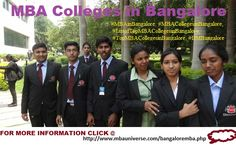 Want to do MBA in Bangalore Just visit our website, http://www.mbauniverse.com/bangaloremba.php .We will provide you all 221 MBA colleges in Bangalore, Top MBA colleges of Bangalore and List of top MBA colleges Of Bangalore. You can Also find Placements, Fees, Eligibility, Admission Process and contact details of all Top MBA college in Bangalore so you easily compare these all things before taking admission in any college. More know @ http://www.mbauniverse.com/bangaloremba.php.