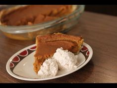 http://atvnetworks.com/foods-for-thought.html Vegan Pumpkin Pie Recipe for Vegan Thanksgiving Dinner