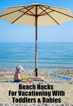 10 Essentials for a kid friendly beach trip - Beauty Through Imperfection
