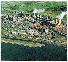 Wayne Clough - Citadel John Moores Painting Prize 2014