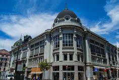 Turismo en Portugal: Rua de Santa Catarina, la calle más comercial de Oporto