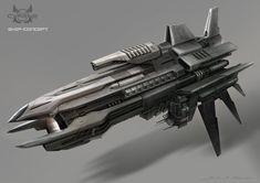 Mother ship by TheRafa on deviantART