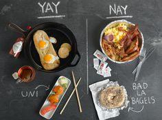 My Morning Routine: Andy Milonakis #chalkboard #food