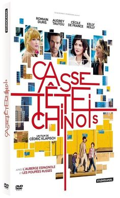 Casse-tête chinois: Amazon.fr: Romain Duris, Audrey Tautou, Cécile De France…