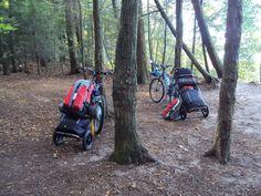 Travoy Camping Burley Trailer, Burley Travoy, Rio, Bike Trailer, Action, Outdoors, Camping, Design, Argentina