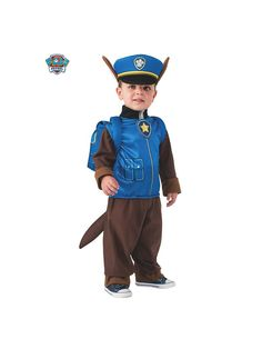 Boy's Chase Child Costume | Infant & Toddler PAW Patrol Costumes
