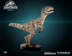 Jurassic World: Fallen Kingdom Baby Blue Statue by Chronicle Collectibles