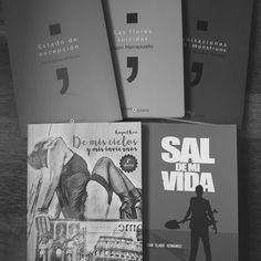 ¿Que libros nuevos hemos recibido en noviembre? #libros #novelas #relatos #amor #november
