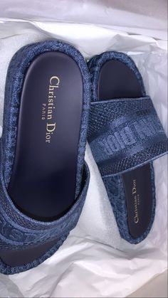 Cute Sneakers, Shoes Sneakers, Cute Sandals, Shoes Sandals, Sneakers Fashion, Fashion Shoes, Cristian Dior, Aesthetic Shoes, Hype Shoes