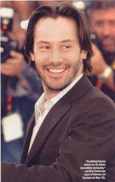 Keanu Reeves - foto publicada por clyo10 Keanu Reeves John Wick, Keanu Charles Reeves, My Own Private Idaho, Little Buddha, Love My Man, Attractive People, Dream Guy, Good Looking Men, Perfect Man