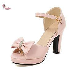 LvYuan Homme-Bureau & Travail Habillé Soirée & Evénement-Noir Rose Beigeclub de Chaussures-Sandales-Polyuréthane , pink , us6.5-7 / eu37 / uk4.5-5 / cn37 - Chaussures lvyuan (*Partner-Link)