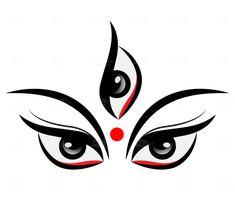 Durga Maa Paintings, Durga Painting, Maa Durga Photo, Maa Durga Image, Kali Goddess, Goddess Art, Mandala Art Lesson, Mandala Drawing, Navratri Wallpaper