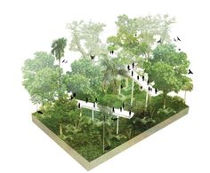 STUDENT PROJECT | The Third Reserve | Singapore | Joseph Rosenberg, Daniel Lau, Lindsay Rule