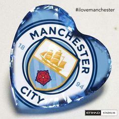 Valentines Day 2017 Manchester City #love #mcfc #manchester