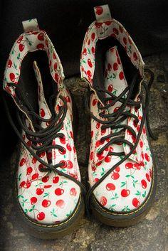 botas cereza