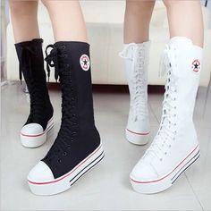 22ee28fdcc6c63 Converse Wedge Heels