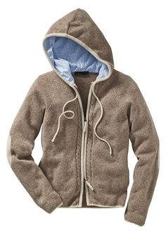 Reitmayer népviseleti kardigán kapucnival Mantel, Hoodies, Sweaters, Medium, Products, Fashion, Knitting, Moda, Sweater