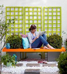 Holzbank Selber Bauen   Gemütliche Sitzecke Für Ihren Garten | Garden |  Pinterest | Banks, Gardens And Diy Outdoor Furniture